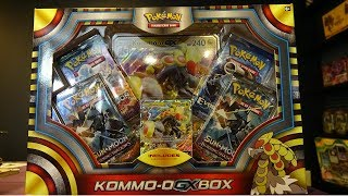 Download Woo! Kommo-o GX boxes are here! Video