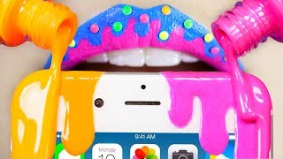 Download DIY Phone Case Life Hacks! 20 Phone DIY Projects & Popsocket Crafts! Video