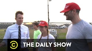 Download Jordan Klepper Fingers the Pulse - Clinton and Trump Supporters Find Common Ground: The Daily Show Video