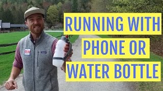 Download Running Technique: How Your Phone Or Water Bottle Can Hurt Your Run Video