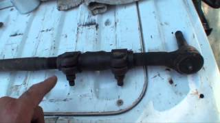 Download new tie rods now what?How to adjust Video
