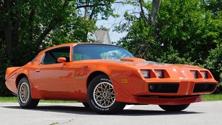 Download 11 Reasons Why The 1970-1981 Pontiac Trans Am Is So Awesome Video