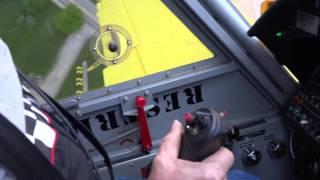 Download Crop Duster Full Field Ride-Along Video