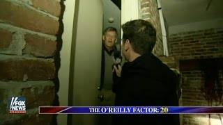 Download O'Reilly Sends Goon To Intimidate College President Video