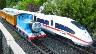 Download Thomas and the High Speed Train Video