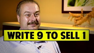 Download The Average Screenwriter Writes 9 Scripts Before They Sell 1 by William C. Martell Video