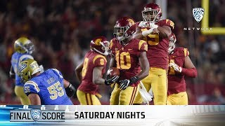 Download Highlights: No. 11 USC football defeats crosstown rival UCLA to clinch Pac-12 South crown Video