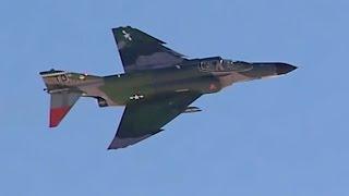 Download F-4 Phantom Makes Final Flight At Aviation Nation Air Show Video