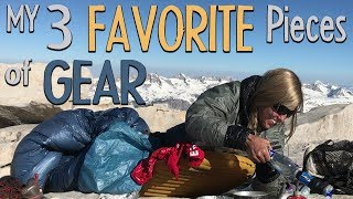 Download My 3 Favorite Pieces of Gear Video