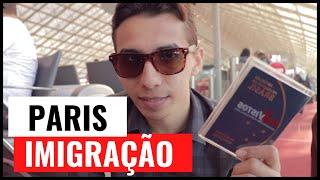Download   COMO PASSAR PELA IMIGRAÇÃO EM PARIS   DOCUMENTAÇÃO   DINHEIRO   DICAS   Video