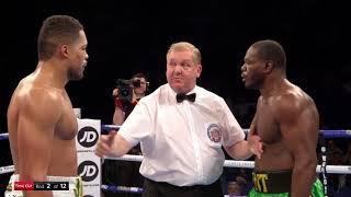 Download FULL FIGHT: Joe Joyce Beats Lenroy Thomas | Commonwealth Title Video
