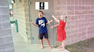 Download Handcuffed to My SISTER for 24 HOURS! Video