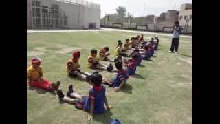 Download Star Kids Sports Ladder Game Video