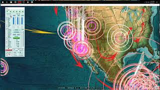 Download 9/23/2017 - Midwest USA / Oklahoma Earthquake as expected - West Pacific LARGE EQ possible Video