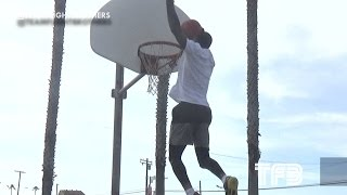 Download Highest Vertical on the PLANET!?! 6'0″ Will Bunton 50+″ Vertical! Video