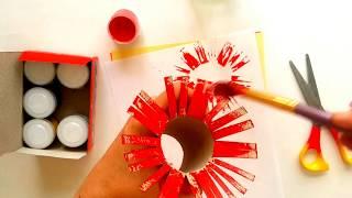 Download Kağıt Havlu Rulosundan Yapılan 4 İlginç Fikir - Dekorasyon Video