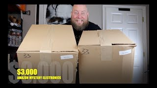 Download I bought a $3,130 Amazon Customer Returns Electronics Pallet / Mystery Boxes + HIGH END SAMSUNG Video