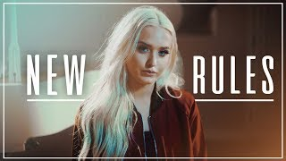Download NEW RULES - Dua Lipa | PIANO VERSION! KHS & Macy Kate COVER Video