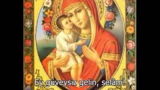 Download Tertemiz Bakire, Hanımefendi / Agni Parthene Despina Video