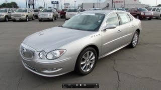Download 2008 Buick LaCrosse Super (5.3L V8) Start Up, Exhaust, and In Depth Review Video