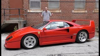 Download Here's Why the Ferrari F40 Is Worth $1.3 Million Video