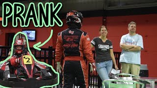 Download Race Car Driver PRANKS Go Kart Track!!! Video