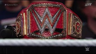 Download WWE Universal Championship History Video