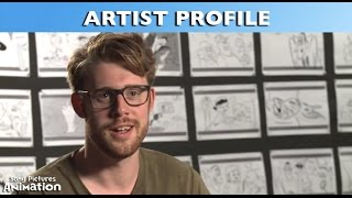 Download Inside Sony Pictures Animation - Storyboard Artist Patrick Harpin Video