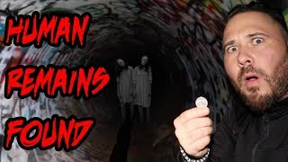 Download (HUMAN REMAINS!) SISTER SISTER CHALLENGE IN HAUNTED FAZE RUG TUNNEL Video
