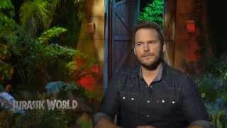 Download Jurassic World Cast Interview - Godzilla vs. Indominus Rex? Video