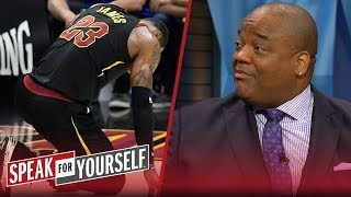 Download Jason Whitlock: 'All hell will break loose' when LeBron can't win in LA | NBA | SPEAK FOR YOURSELF Video