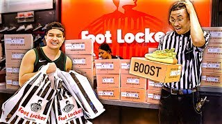 Download I Bought EVERY Pair of Yeezys and Gave Them to Footlocker Employees!! Video