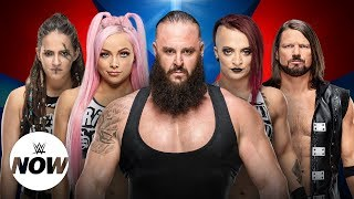 Download Live WWE Elimination Chamber 2019 preview: WWE Now Video