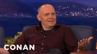Download Bill Burr Wants Charities Out Of Sports - CONAN on TBS Video
