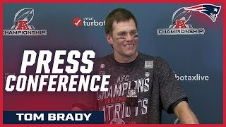 Download Tom Brady on victory over Chiefs: ″The odds were stacked against us'' Video