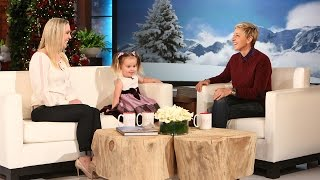 Download Adorable 3-Year-Old Periodic Table Expert Brielle Video