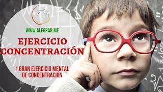 Download 1 Gran Ejercicio Mental De Concentración   Cómo Concentrarte Mejor?   DECIDE ESTAR CONCENTRADO Video