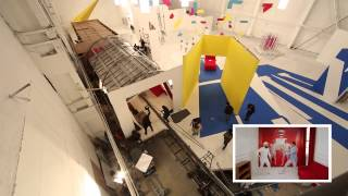 Download OK Go - Behind the Scenes of the Red Star Macalline Commercial Video