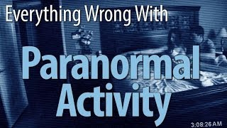 Download Everything Wrong With Paranormal Activity In 7 Minutes Or Less Video