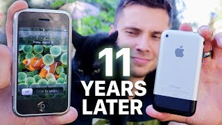 Download Using The ORIGINAL iPhone 2G in 2018! (Modern Torture) Video