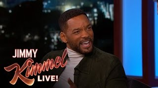 Download Will Smith on Learning To Be a Con Man Video