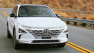 Download 2019 Hyundai NEXO (interior, exterior, and drive) – Fuel Cell Electric Vehicle (FCEV) / CES 2018 Video
