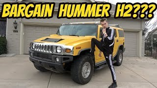 Download I Bought the Most Embarrassing Vehicle Ever Made (Cheapest Hummer H2) Video