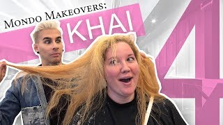 Download A divorce got her spirits down. This makeover gave her a new lease on life. Video