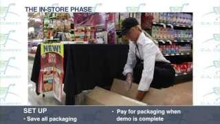 Download In-Store Demonstrations Training Video Video