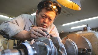 Download Japan's Secret Hidden Away Engine Builder - Koshikubi Engineering Video