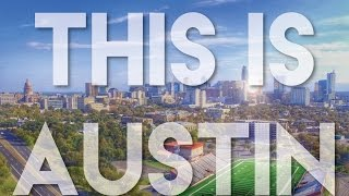 Download This is Austin - Aerial Scenes from Austin, Texas Video