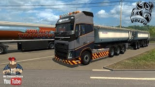 Download [ETS2 v1.31] Volvo FH16 2012 reworked by RPIE *ALL DLC´s ready* Video
