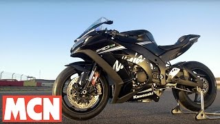 Download KAWASAKI ZX-10RR | First Rides | Motorcyclenews Video
