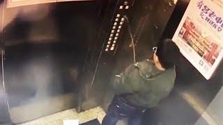 Download Gutten tisser i heisen. Så kommer «straffen» Video